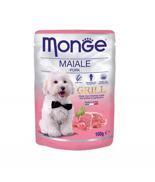 MONGE GRILL CANE MAIALE