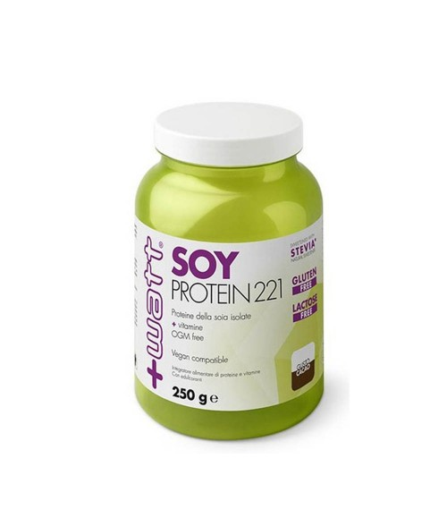 SOY PROTEINS 221 CACAO 250 GR