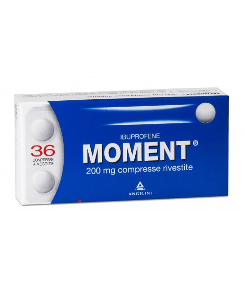 MOMENT 36 CPR RIVESTITE 200 MG